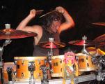 Glenn Noyes on Drums & Vocals
