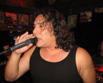 Sal on lead vocals